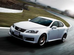 Lexus IS-F Dynamic Sport Tuning 2013 года