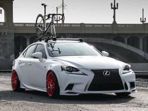 2013 Lexus IS250 AWD by Gordon Ting