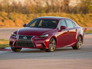 2013 Lexus IS350 F-Sport