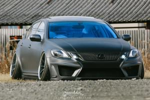 Lexus GS350 by Japan VIP Tuning 2014 года