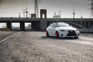 2014 Lexus IS AWD Gordon Ting SEMA Edition