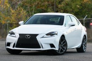 Lexus IS250 AWD F Sport 2014 года