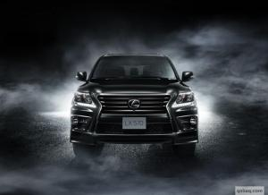 Lexus LX570 Supercharger 2014 года