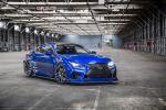 Lexus RC F by Gordon Ting And Beyond Marketing 2014 года