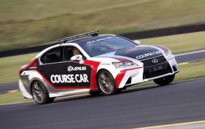 Lexus GS 350 F-Sport Course Car