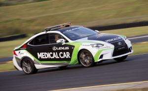 Lexus IS 350 F-Sport Medical Car