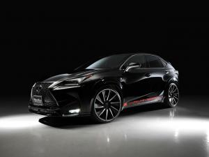 2015 Lexus NX Black Bison by Wald