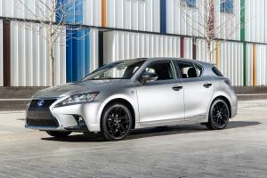 Lexus CT200h F-Sport Special Edition 2016 года
