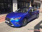 Lexus GS350 Gloss Blue by Impressive Wrap 2016 года