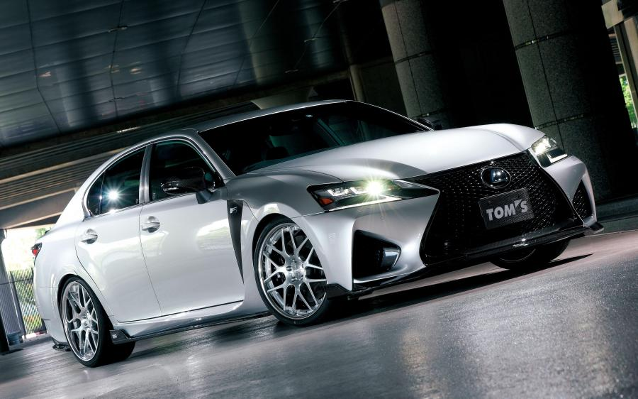 Lexus IS F by TOM'S '2016