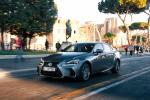 Lexus IS200t F-Sport 2016 года