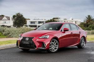 2016 Lexus IS200t Special Edition