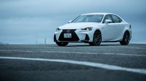 2016 Lexus IS350 F-Sport