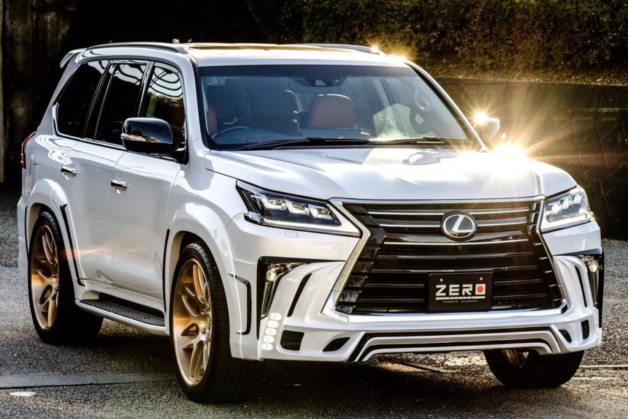 Lexus LX570 by Zero Design (URJ200) '2016