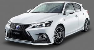 Lexus CT200h by TRD 2017 года