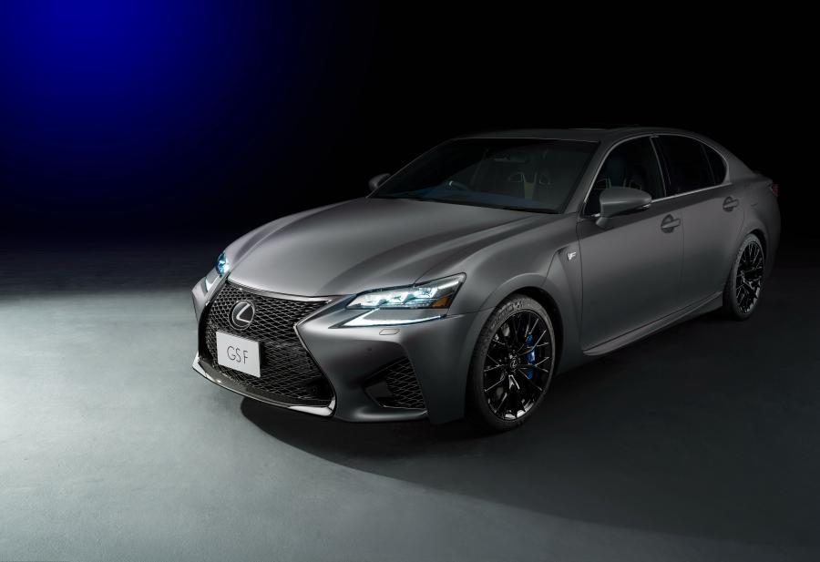 2017 Lexus GS F F10th Anniversary Limited 500 (JP)
