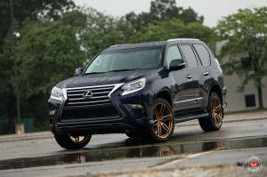 Lexus GX460 on Vossen Wheels (HC-1.6)