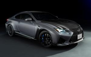 Lexus RC F F10th Anniversary Limited 500 2017 года (JP)