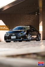 Lexus RC F X Work on Vossen Wheels (VWS-3) 2017 года