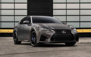 Lexus GS F 10th Anniversary Limited 2018 года (NA)