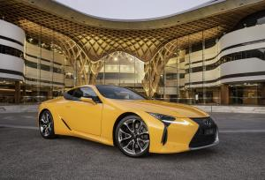 2018 Lexus LC500 Limited Edition