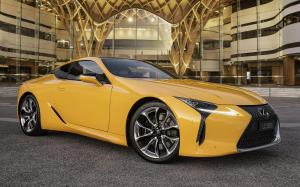 Lexus LC500 Limited Edition 2018 года (AU)