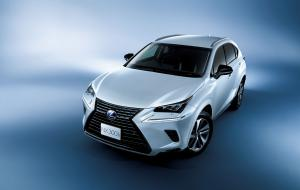 Lexus NX300h Black Sequence 2018 года