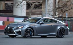 Lexus RC F 10th Anniversary 2018 года (AU)