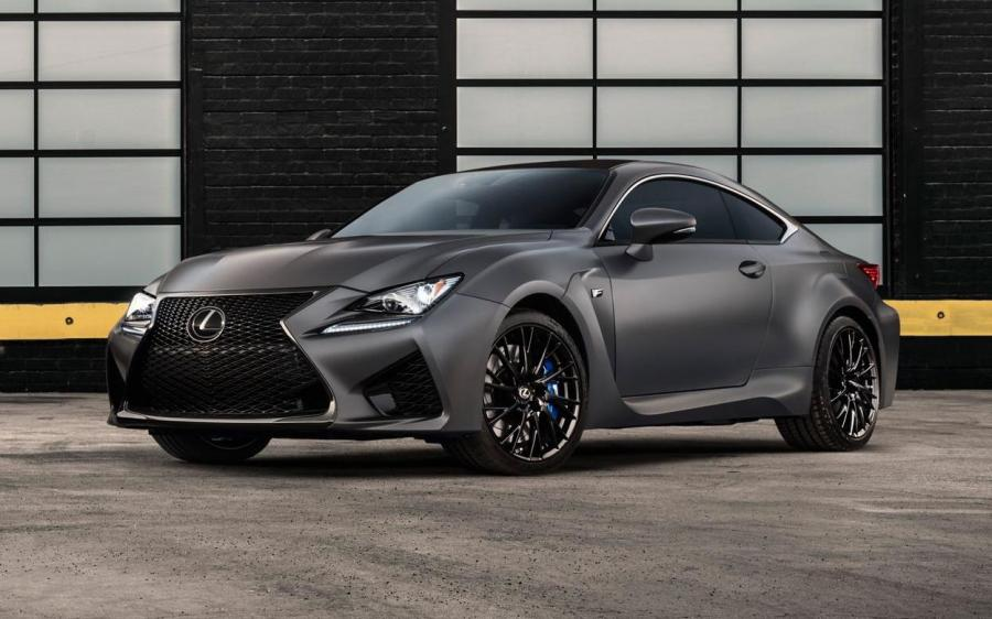 Lexus RC F 10th Anniversary Limited