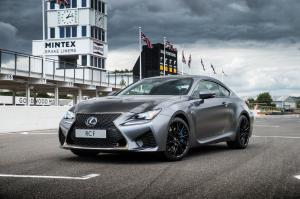 Lexus RC F 10th Anniversary Limited 2018 года
