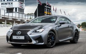 Lexus RC F 10th Anniversary Limited 2018 года (UK)