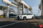 Lexus RX350h F-Sport on Vossen Wheels (HF-2) 2018 года (JP)