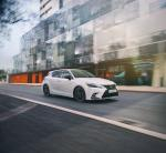 Lexus CT200h Hybrid Special Edition Sport 2018 года