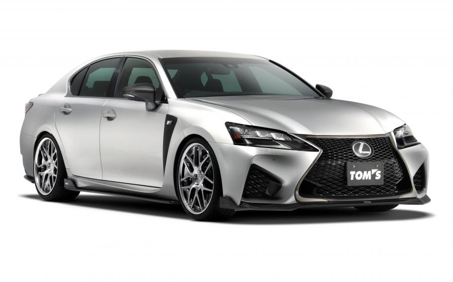 Lexus GS F by TOM'S '2019