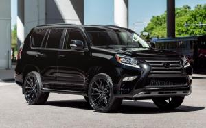 Lexus GX460 on Vossen Wheels (HF6-1)