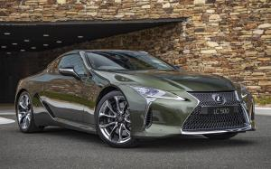 Lexus LC500 Inspiration Series 2019 года (AU)