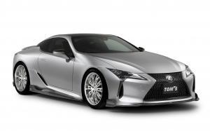 Lexus LC500 by TOM'S '2019