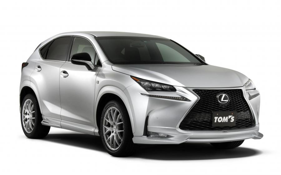 Lexus NX200t by TOM'S '2019