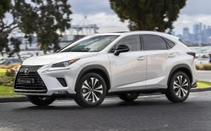 Lexus NX300 Crafted
