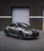 Lexus RC F Track Edition 2019 года (NA)