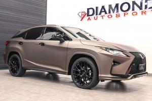 2019 Lexus RX by Diamond Autosport on Forgiato Wheels (Flow 001)
