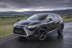 2019 Lexus RX350 Crafted