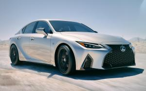 Lexus IS350 F-Sport 2020 года (NA)