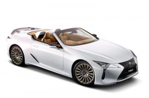 2020 Lexus LC500 Convertible by TRD