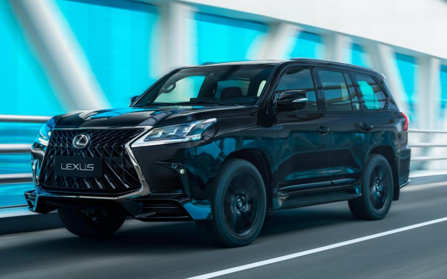 Lexus LX570 S Black Edition (UAE) '2020