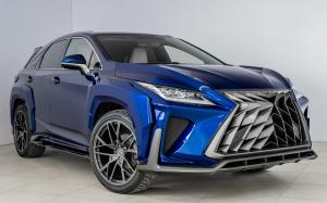 Lexus RX350 Goemon by SCL GLOBAL Concept 2020 года
