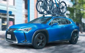Lexus UX200 Blue Edition 2020 года (JP)
