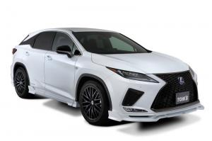Lexus RX450h F-Sport by TOM'S 2020 года