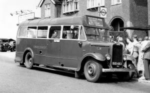 1935 Leyland Country Cub London Transport