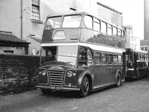 Leyland Titan PD1/3 Burlingham (FCL27/22RD) (UK) '1948